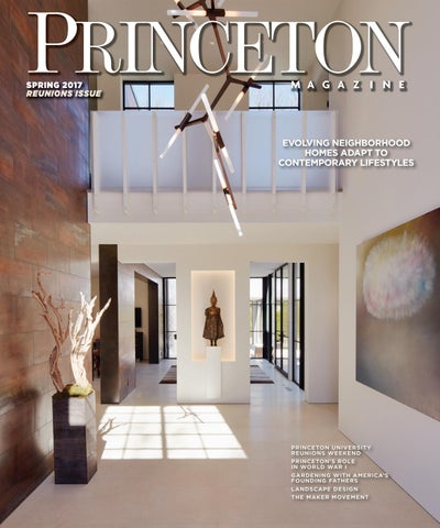 ac3beb4dd4a Princeton Magazine Spring 2017 by Witherspoon Media Group - issuu