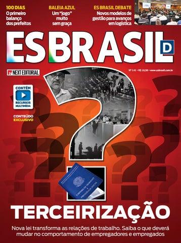 Revista ES BRASIL 141 by Next Editorial - issuu e1a8d6c784144