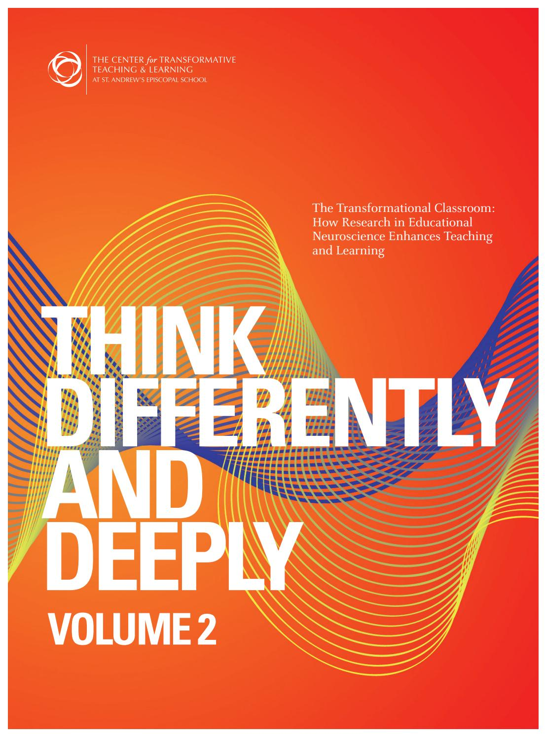 Think Differently And Deeply Volume 2 Second Edition By St Electrical Wiring Diagram Symbols Flashcards Quizlet Andrews Episcopal School Issuu