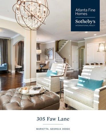 305 Faw Lane · Atlanta Fine ...
