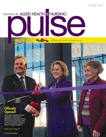 Pulse Magazine 2017 by Minnesota State University, Mankato