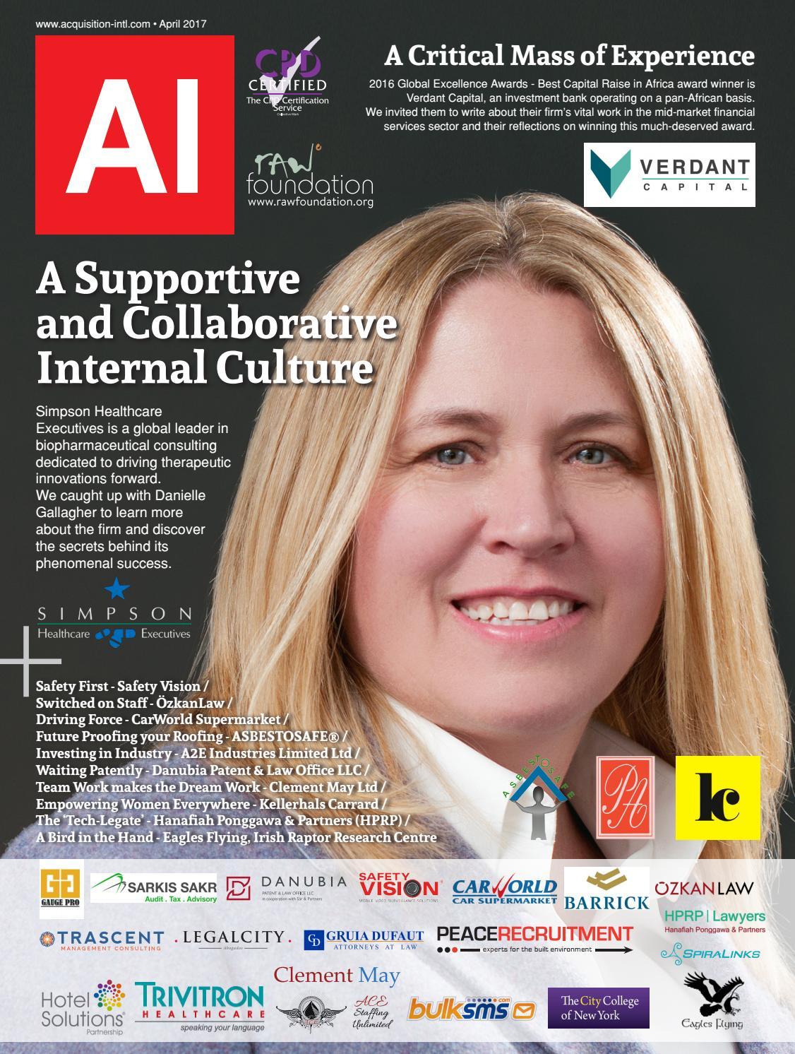 Ai Magazine April 2017 By Ai Global Media Issuu
