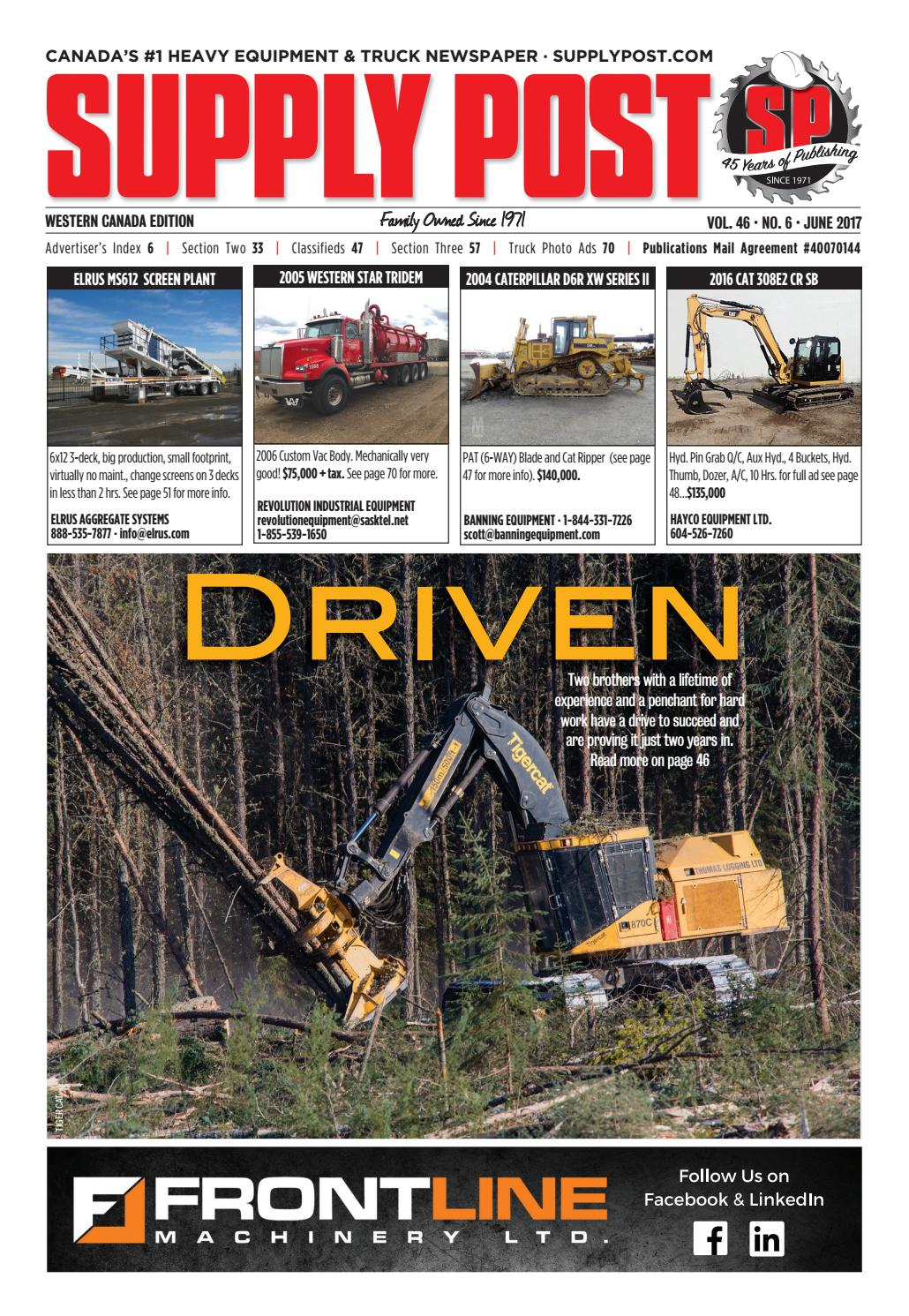 6d38c2bf4e Supply Post West June 2017 by Supply Post Newspaper - issuu