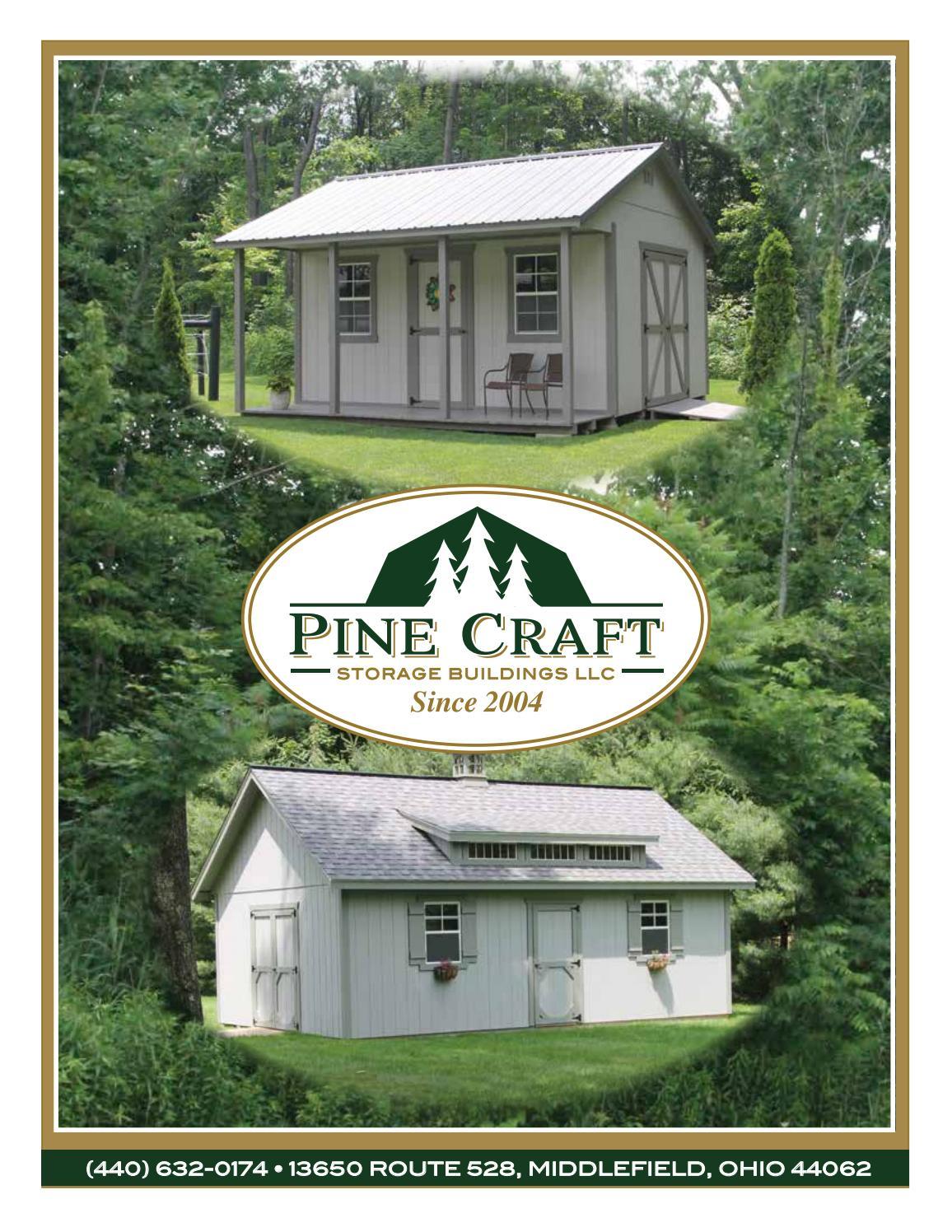 Pine Craft 2017 Brochure by jon@company119 com - issuu
