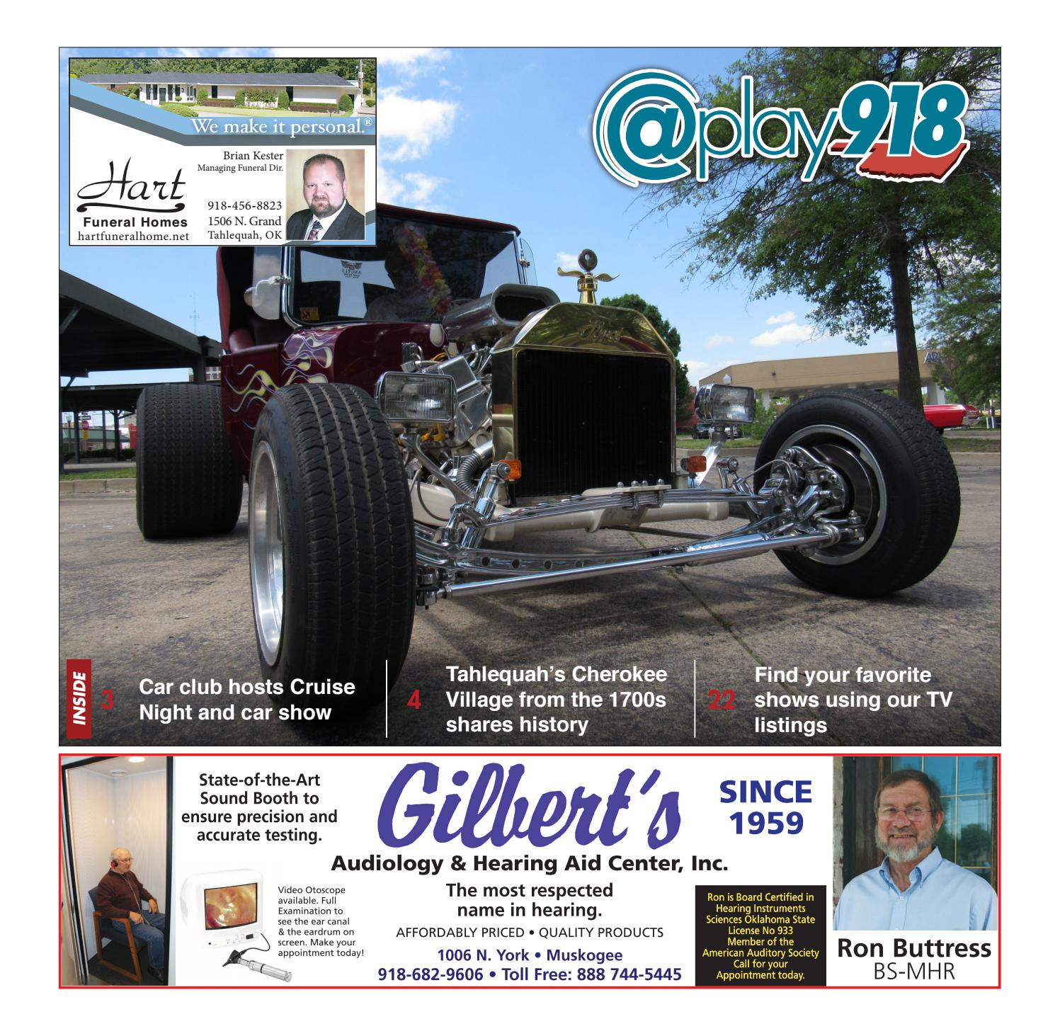 what s on tv 05 18 17 by muskogeephoenix issuu