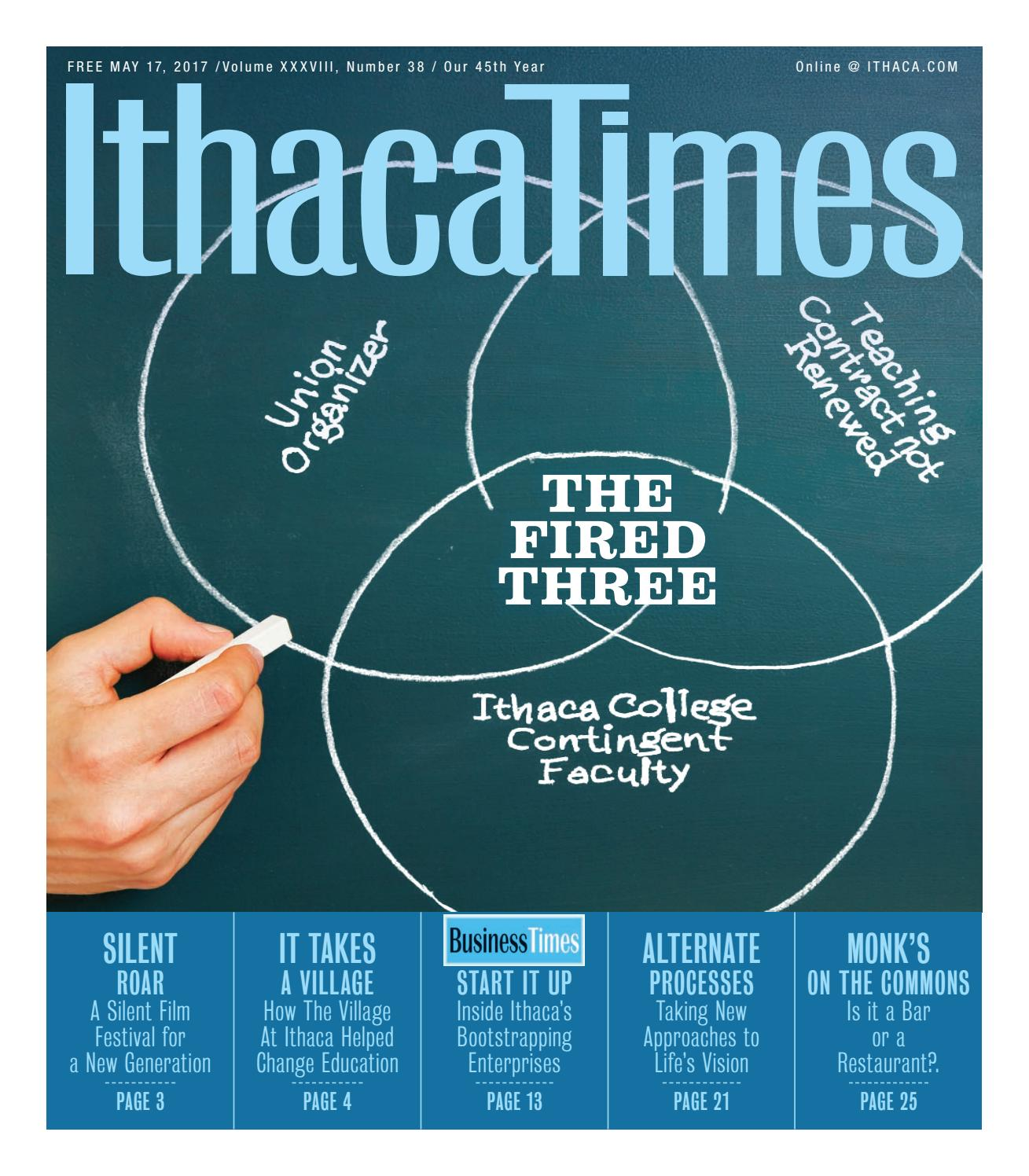 May 17 2017 by Ithaca Times issuu