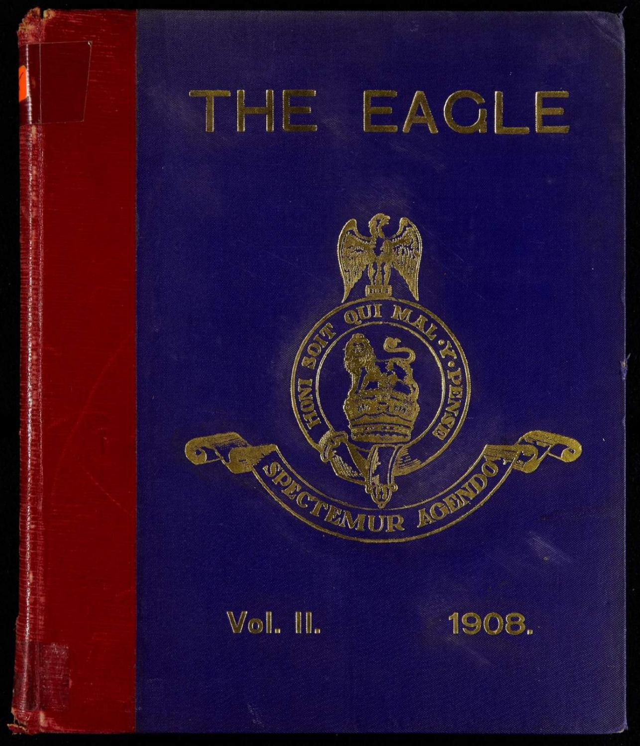 The eagle royal dragoons bound books the eagle 1908 pressed by RHG D Reg Sec issuu