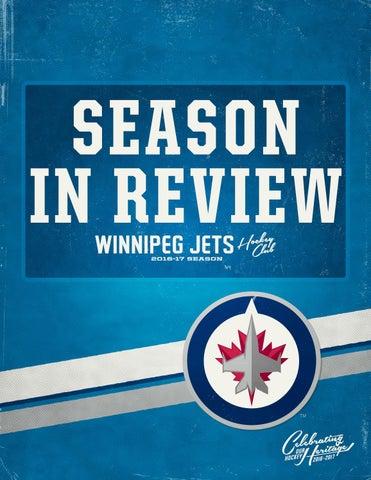 2016-17 Winnipeg Jets Season in Review by Winnipeg Jets PR - issuu d1f7ccd1b