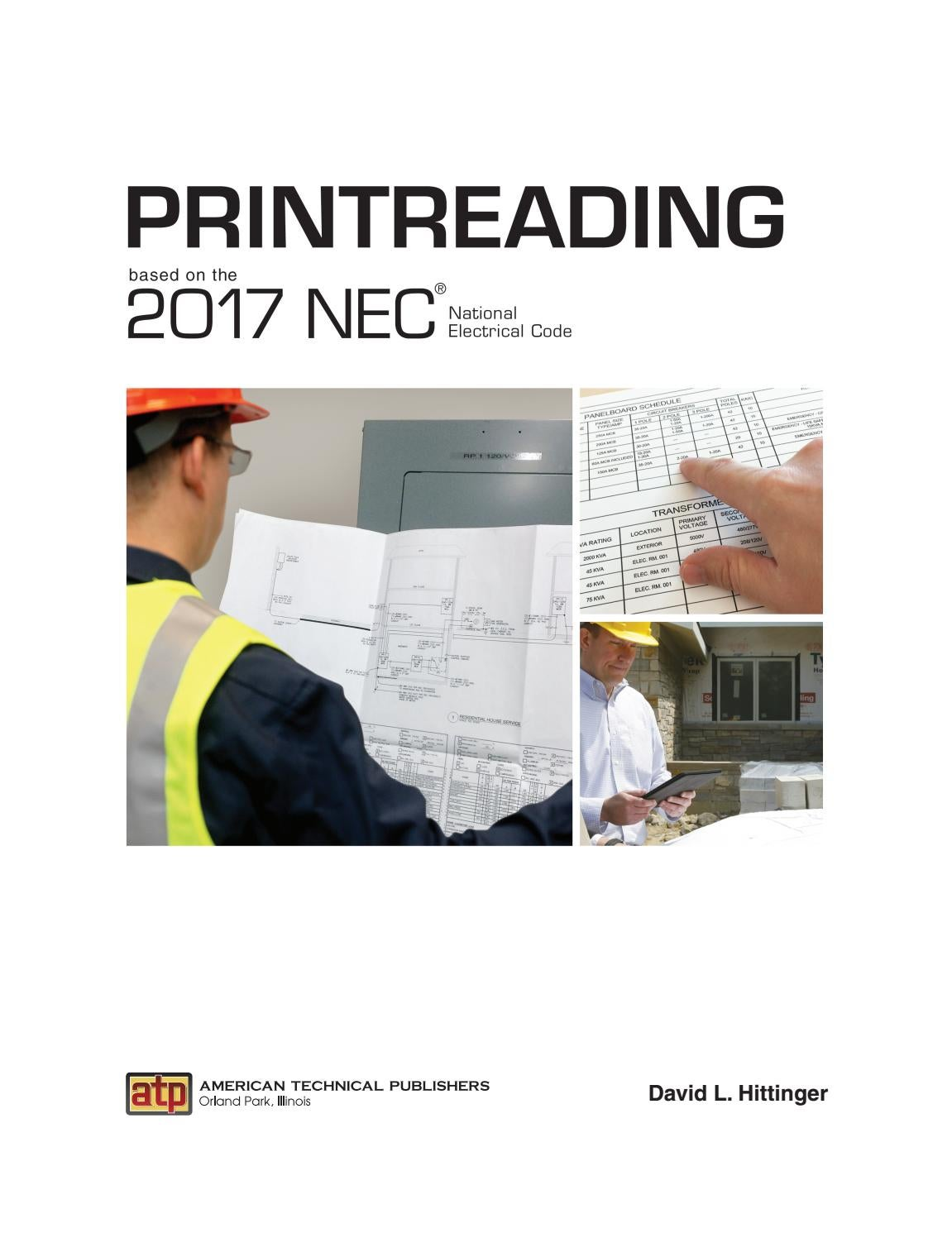 Printreading Based On The 2017 Nec By American Technical Publishers Residential Wiring Book Answers Issuu