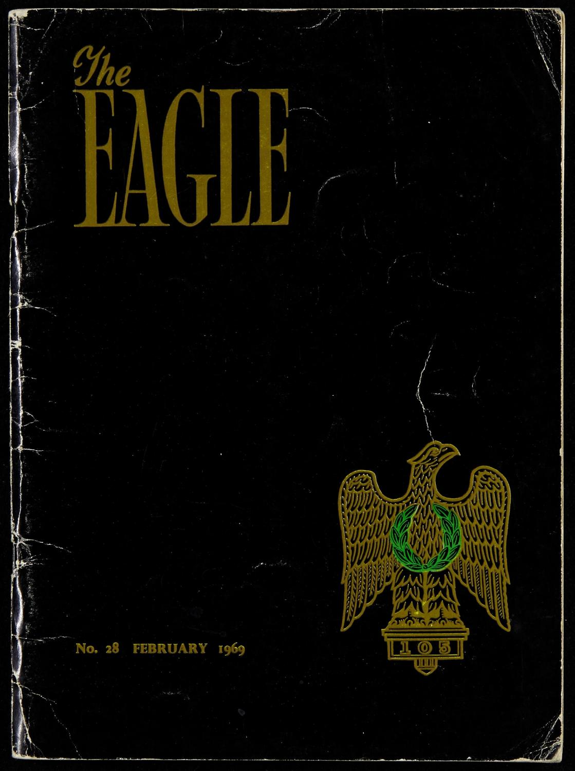 The eagle royal dragoons magazines the eagle 1969 by RHG/D