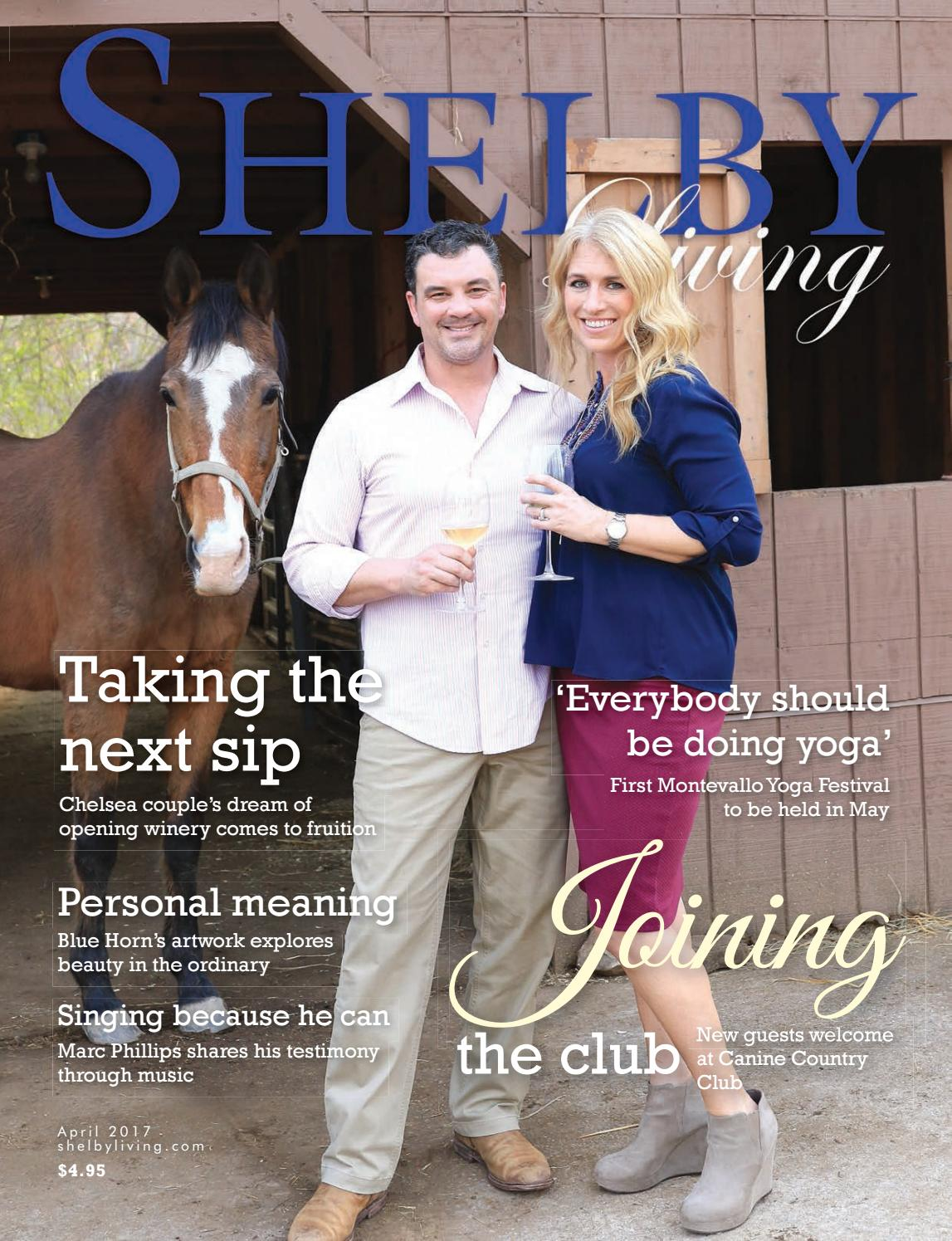 Shelby Living April 2017 By Shelby County Newspapers Inc Issuu