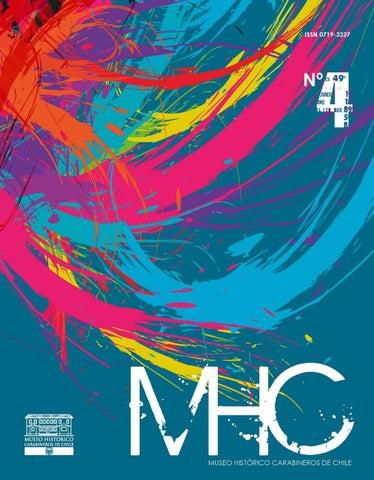 Revista Museo Histórico Carabineros de Chile N4 by Museo Histórico ... e72c2161c73