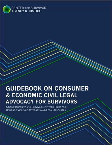 Csajs guidebook on consumer economic civil legal advocacy for page 1 fandeluxe Gallery