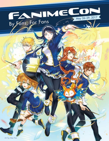 fc1067bb FanimeCon 2017 Program Guide by FanimeCon - issuu