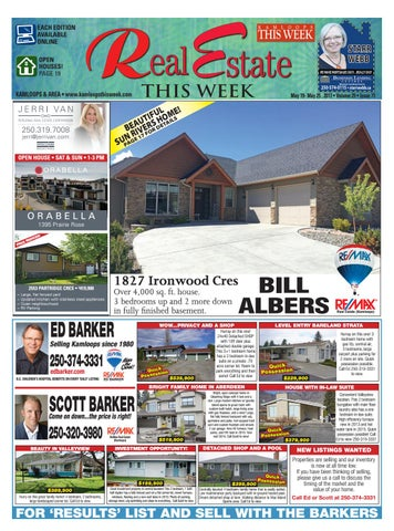 real estate this week may 19 2017 by kamloopsthisweek issuu