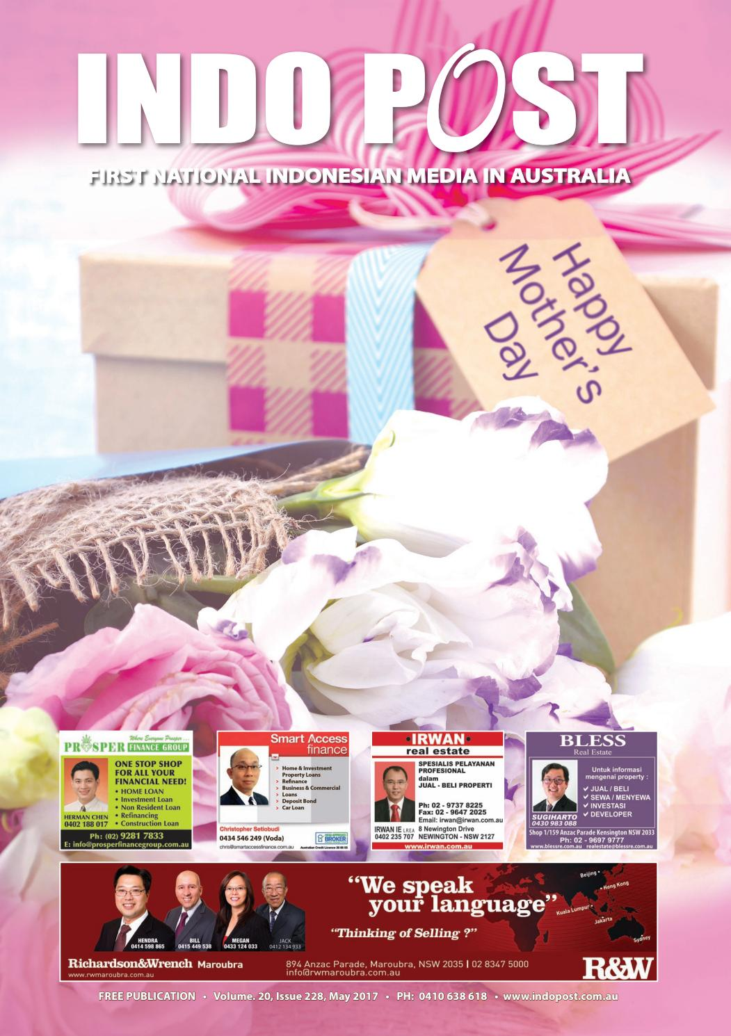 Indopost May 2017 By Issuu Alat Cuci Hidung Untuk Penderita Sinus Peradangan Sudah Termasuk Garam Pharmasalt