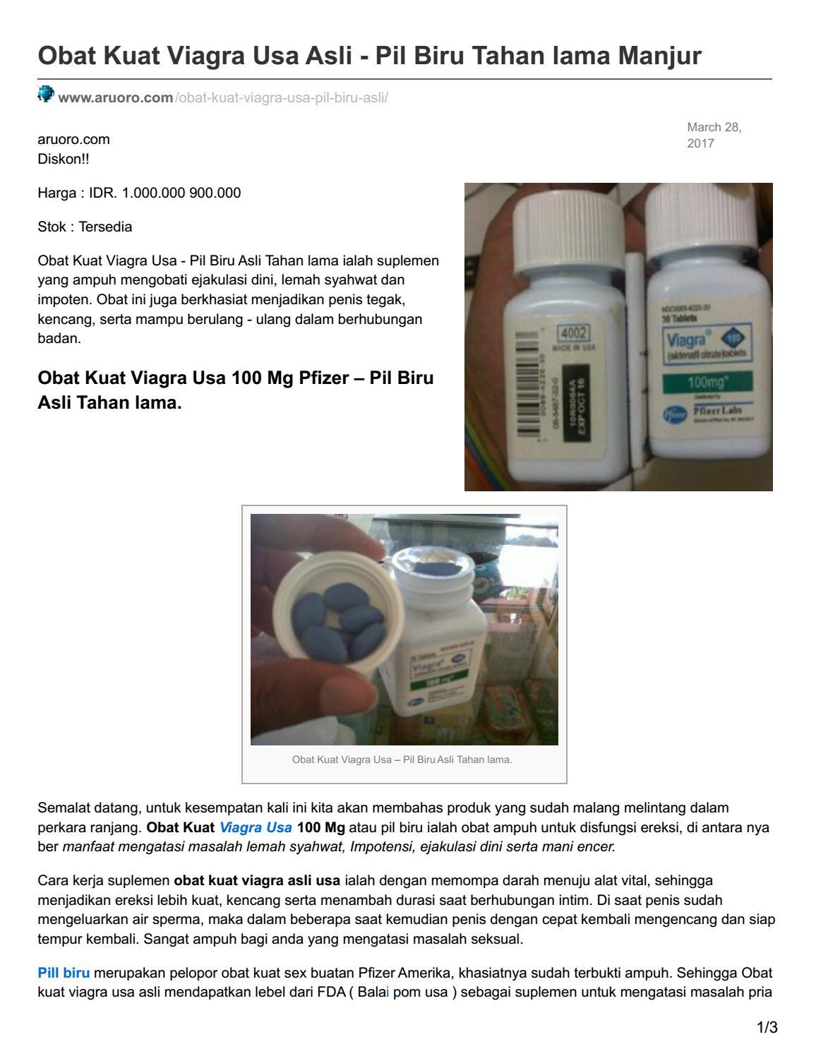 aruoro com obat kuat viagra usa asli pil biru tahan lama