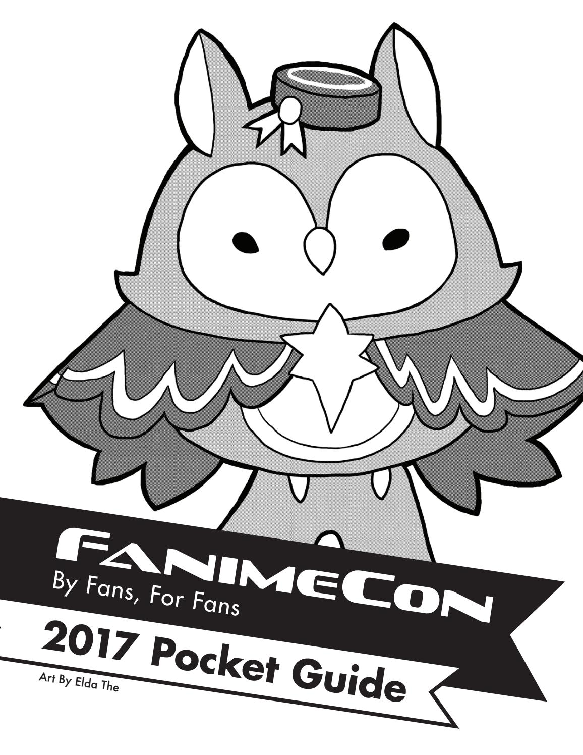 fanimecon 2017 pocket guide by fanimecon issuu Demon King Movie 2017 Dallas