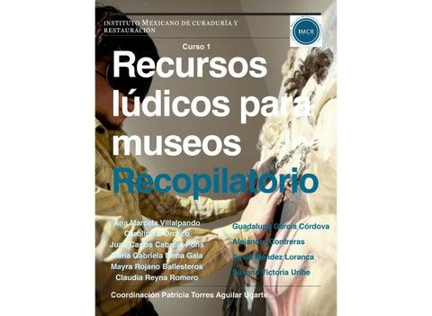 Recursos lúdicos para museos ac72e396950