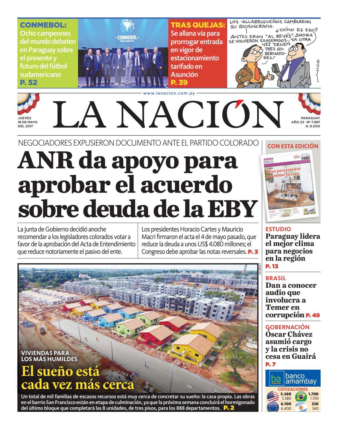 DIARIO LA NACIÓN - EDICIÓN 7.987 by La Nación - issuu 092ea32328148