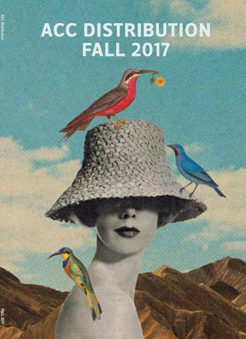 Us Fall 2017 Singles By Acc Art Books Issuu