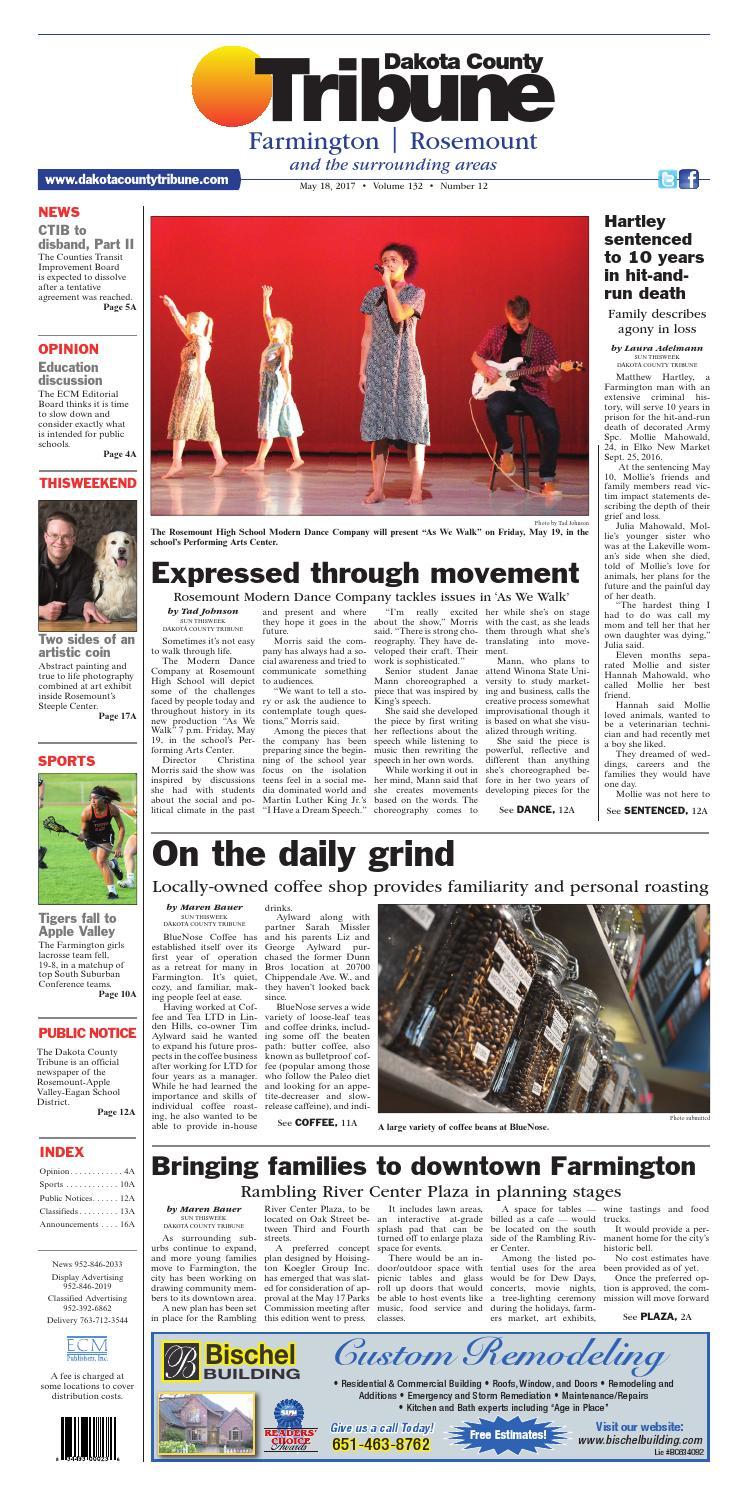 dct5 18 17 by dakota county tribune issuu rh issuu com