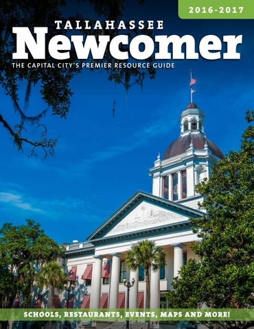 Tallahassee New er Guide 2016 17 by Rowland Publishing Inc issuu