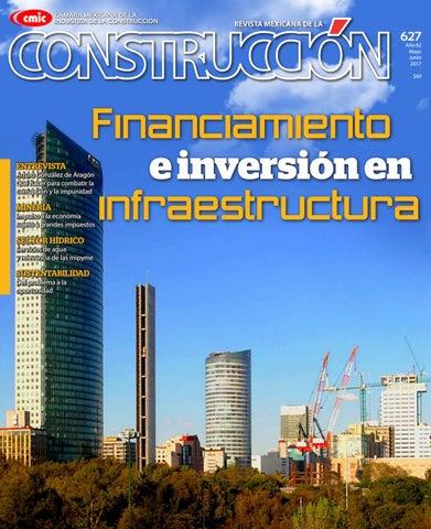 Revista Mexicana de la Construcción RMC 623 Julio-Agosto 2016 by ...