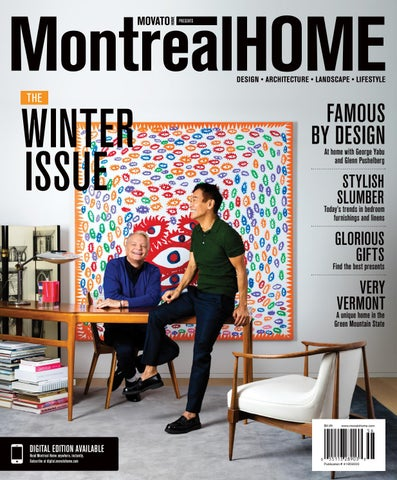 Page 1. WINTER ISSUE. FAMOUS BY DESIGN At Home ...