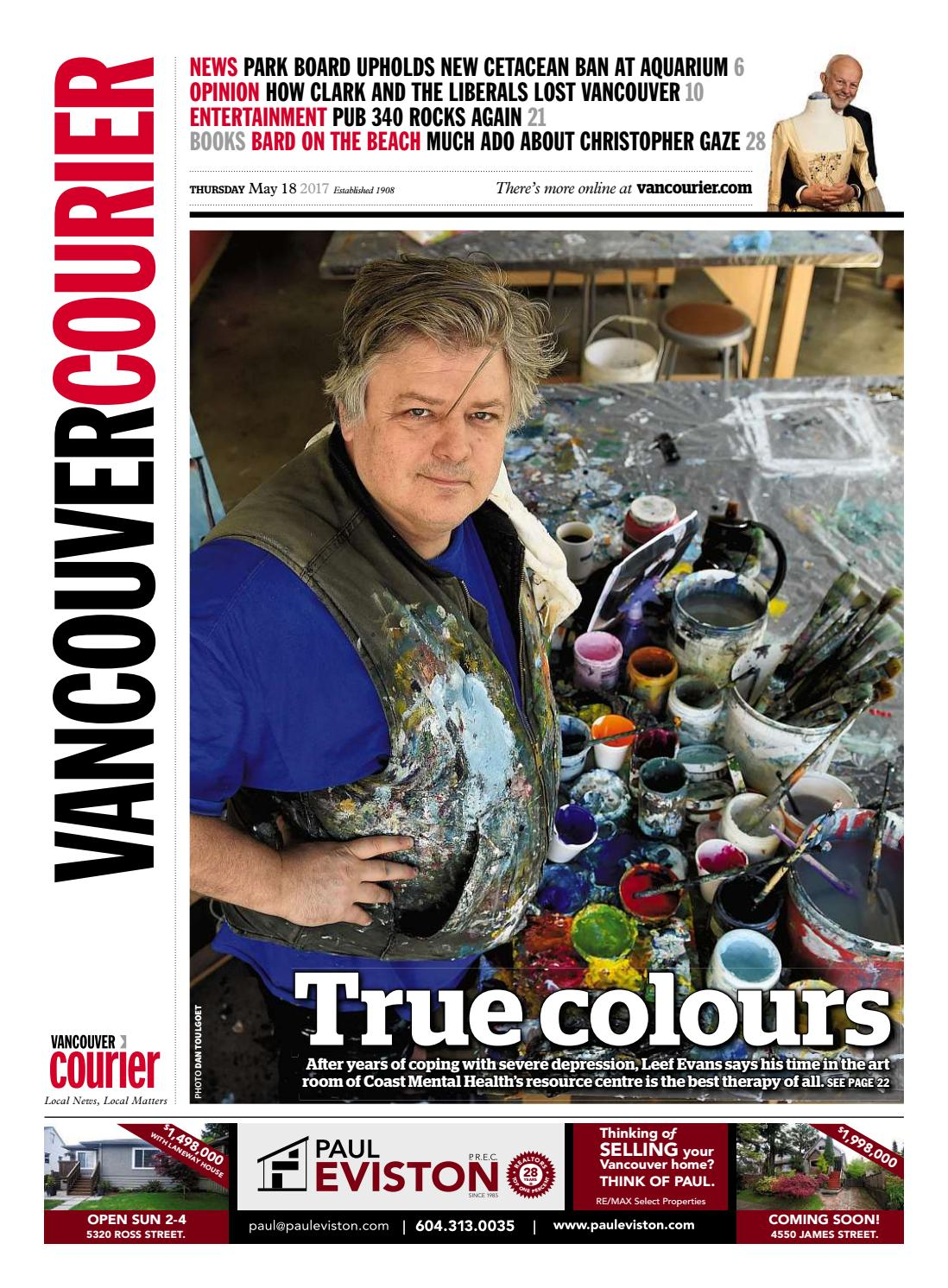Vancouver Courier May 18 2017 by Vancouver Courier - issuu 7115923d7dda6