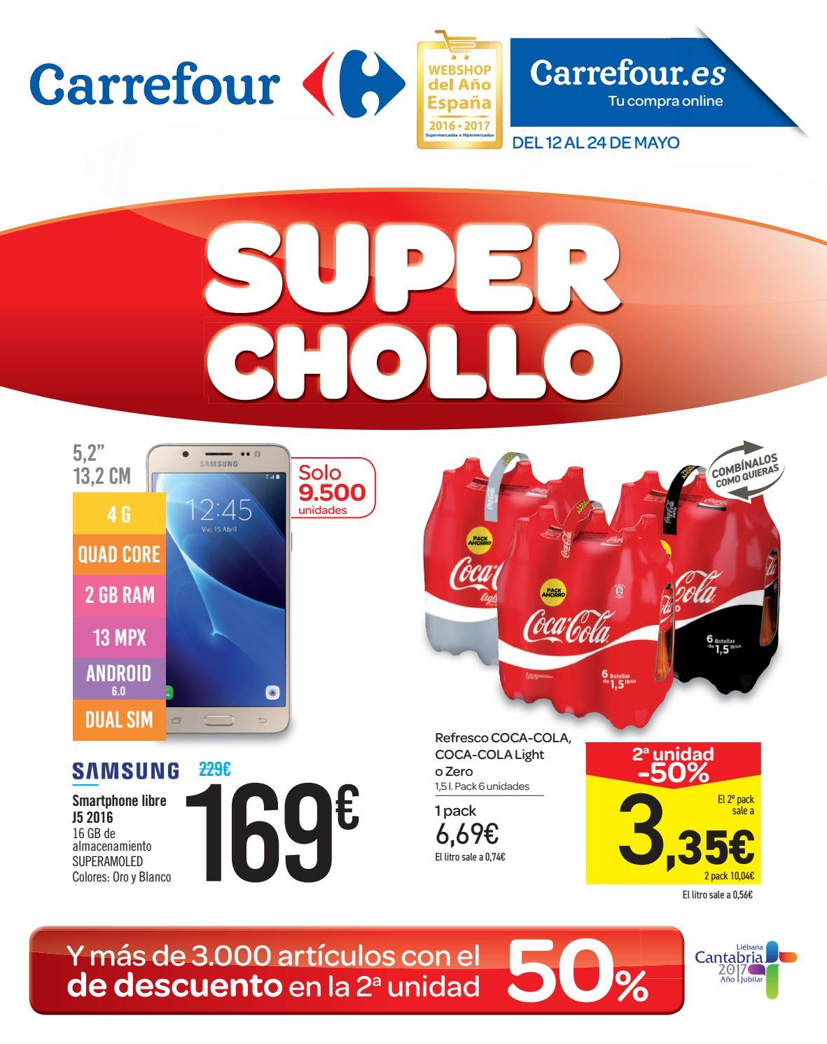 Cat Logo De Superchollos En Carrefour De 12 Al 24 De Mayo By  ~ Pinzas Sujeta Sabanas Carrefour