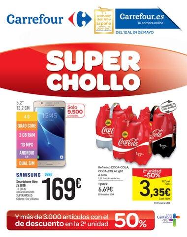Catalogo De Superchollos En Carrefour De 12 Al 24 De Mayo By
