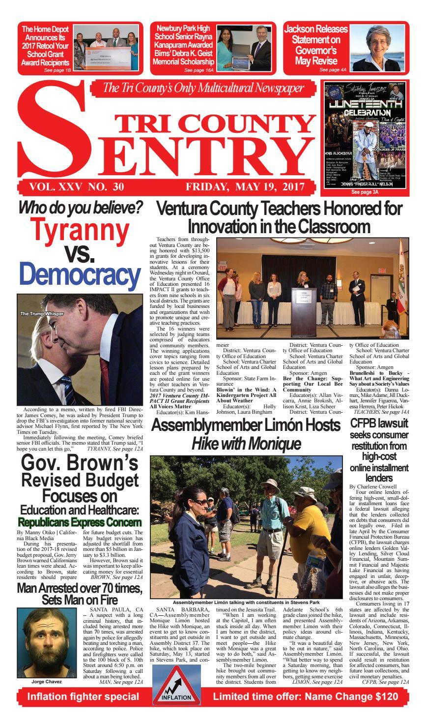 e175e0d7b06 Tri County Sentry by Tri County Sentry - issuu