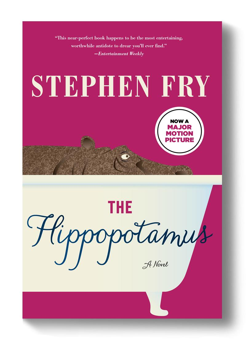 Read an Excerpt from Stephen Fry's The Hippopotamus by Soho