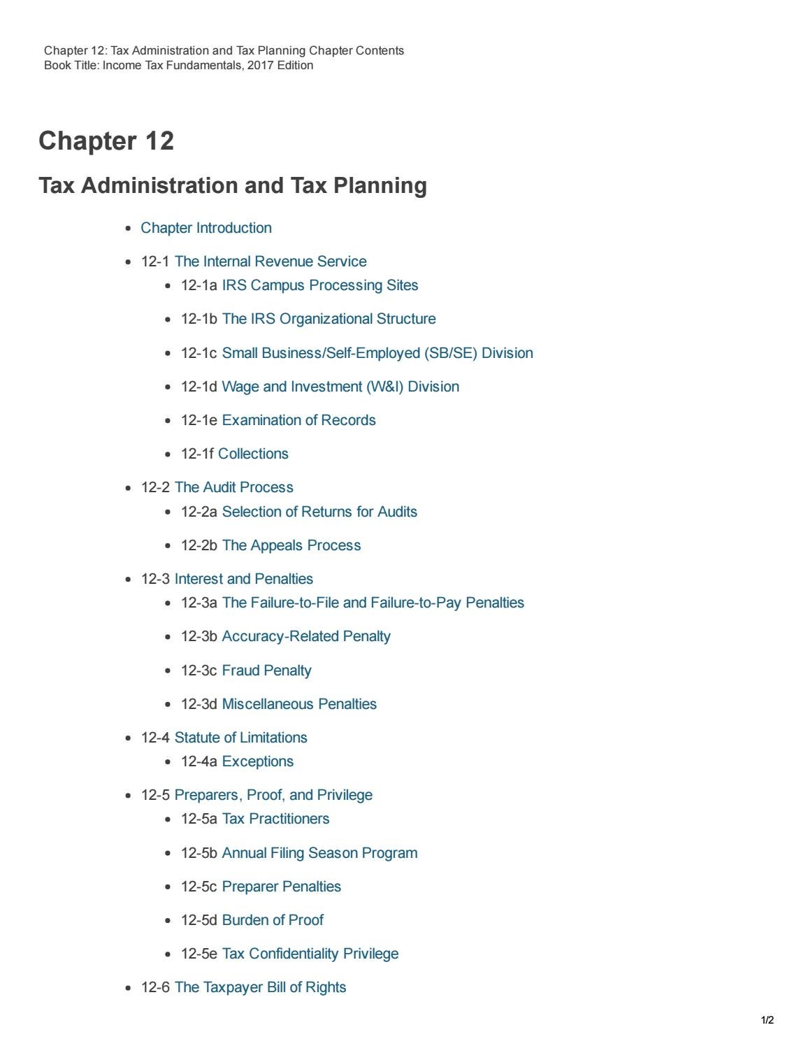 2017 income tax fundamentals chapter 12 by unicorndreams8 issuu falaconquin