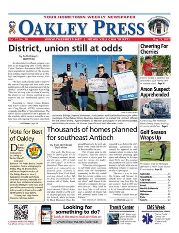 e17bde38af8 Oakley Press 05.19.17 by Brentwood Press   Publishing - issuu