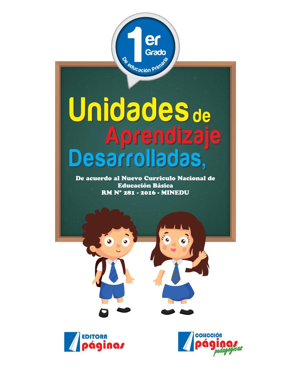 Libro 1er grado by EDITORA PÁGINAS - issuu