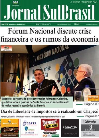 19 de maio sb by Jornal Sul Brasil Chapecó - issuu 18a0670adc9