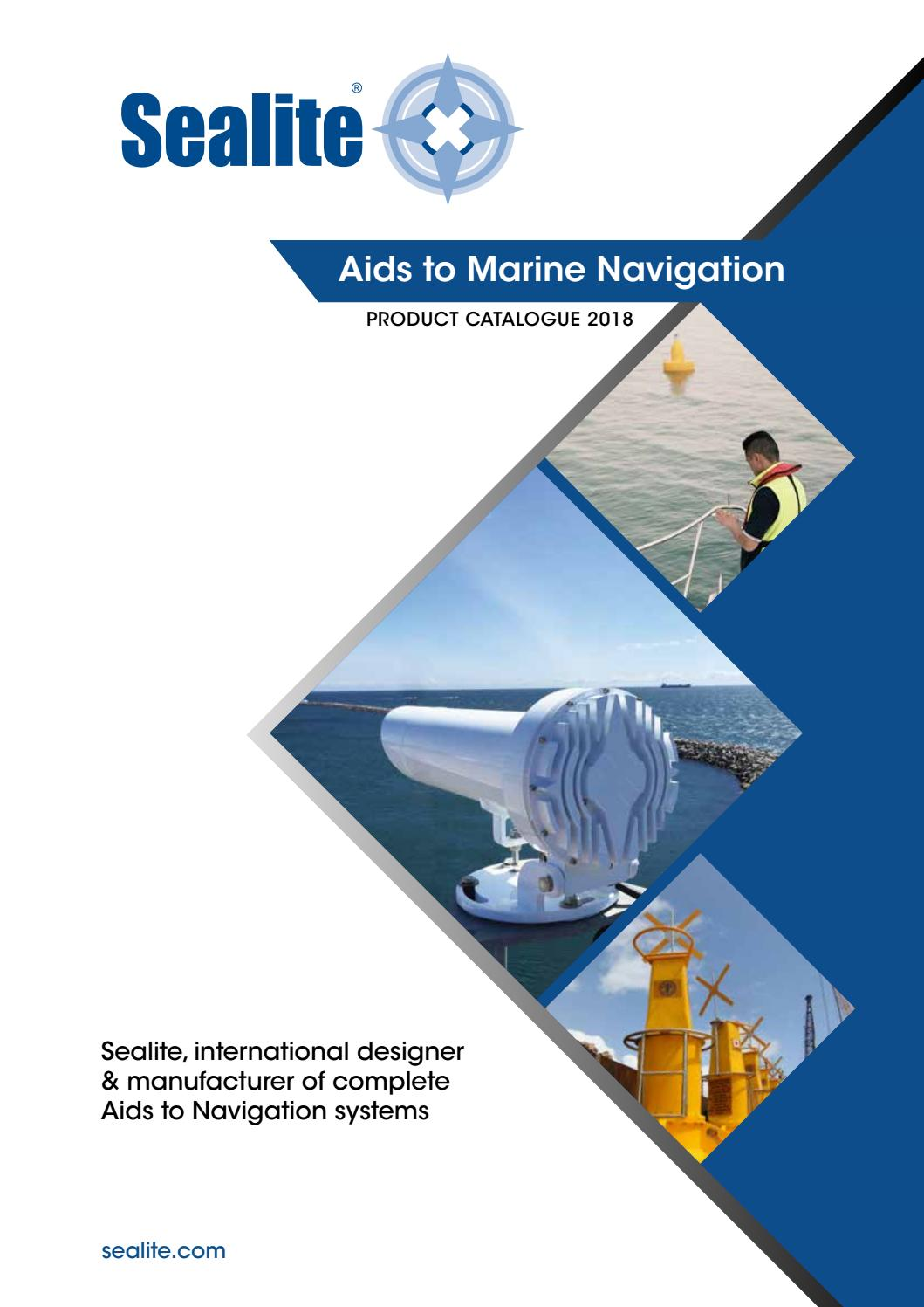 Sealite Marine Catalogue 2018 - English Version by Sealite Pty Ltd ...