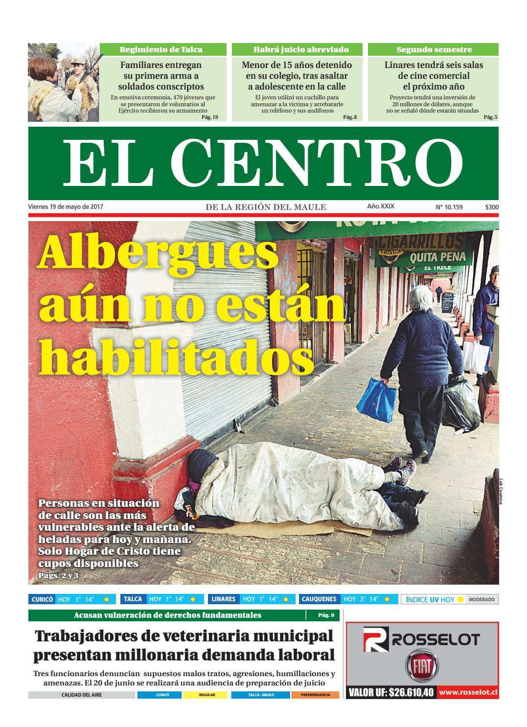 Diario 19-05-2017 by Diario El Centro S.A - issuu