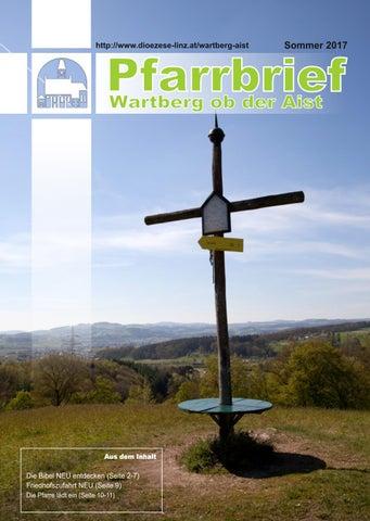 Pfarrbrief Wartbergaist Ausgabe Sommer 2017 By Pfarre