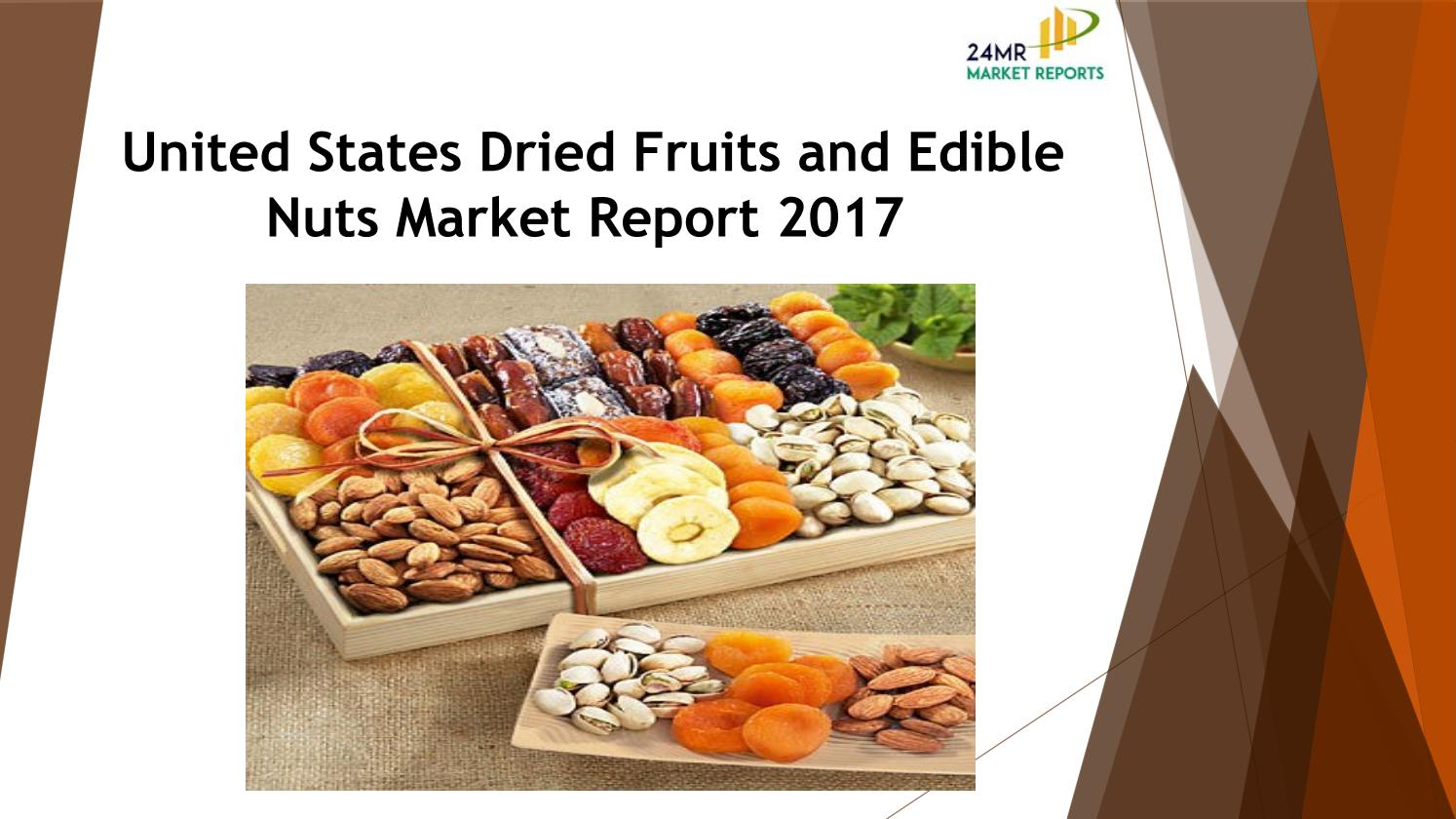 research report on global dried fruit 2018 market research report on global dried fruit & nuts published in jan 2018 available for us $ 2900 at deepresearchreportscom - buy now or inquire about this report.