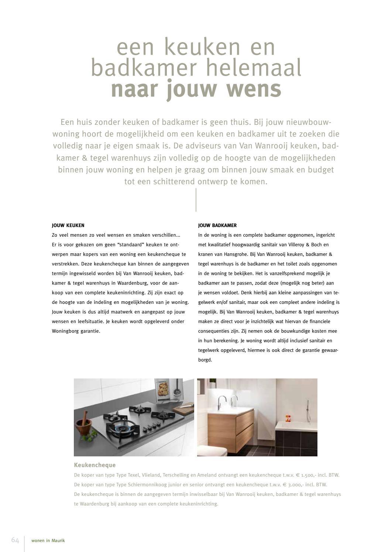 Woon!magazine: Maurik, Oosterweyden Eiland Oost fase 1 by Van ...