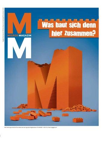 Migros Magazin 21 2017 D Os By Migros Genossenschafts Bund Issuu