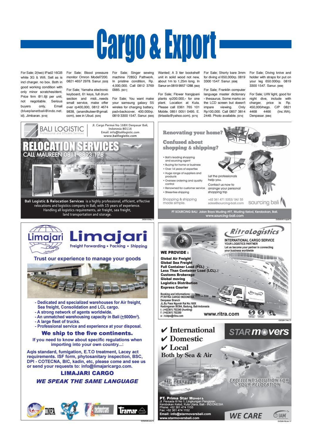 BA_24 May 2017 by Bali Advertiser - issuu