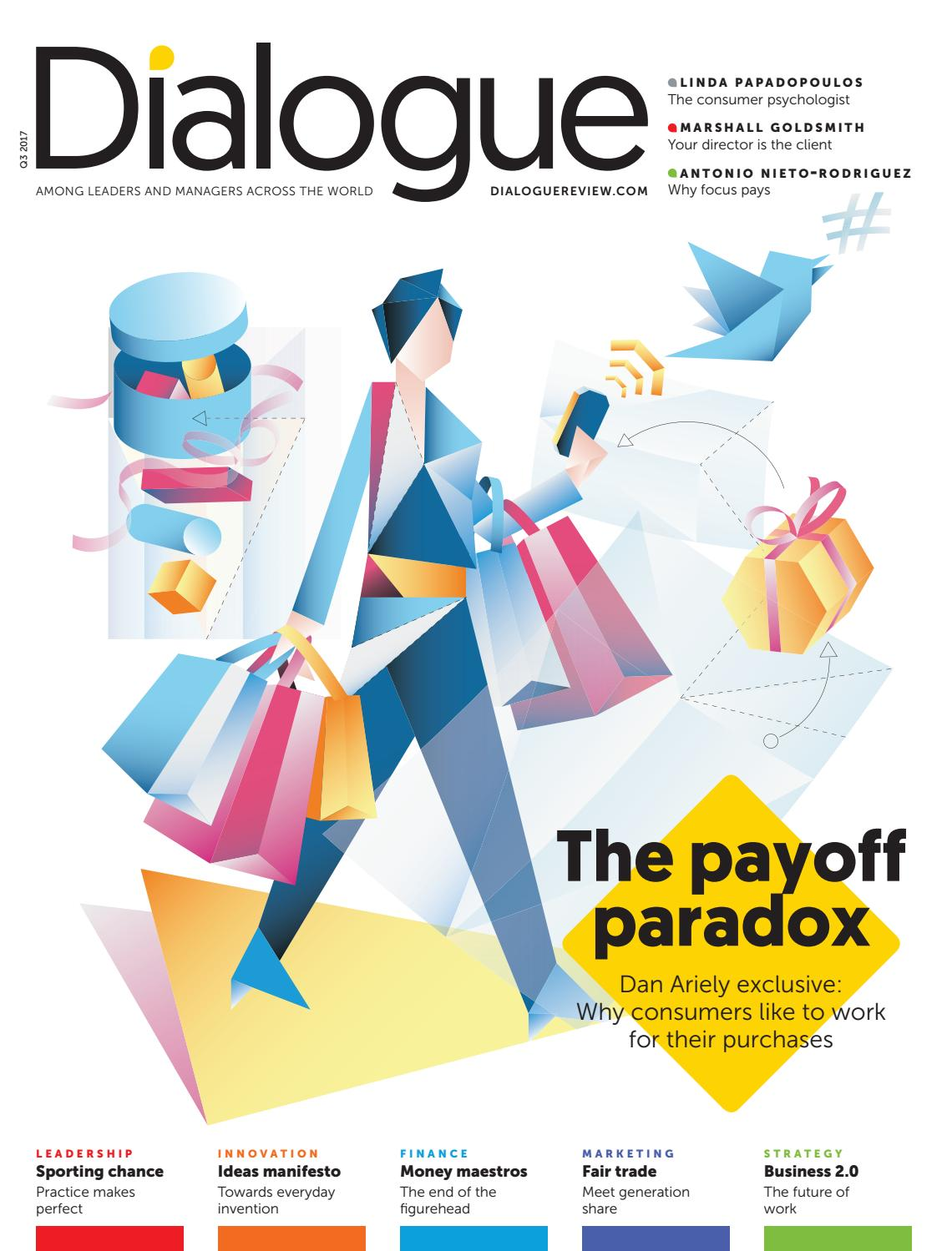 Dialogue Q3 2017 by LID Business Media - issuu