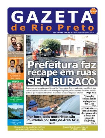 Gazeta de Rio Preto - 19 05 2017 by Social Light - issuu 0429fed2fd3