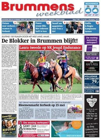 Brummens Weekblad 2017 Wk 20 By Brummens Eerbeeks Weekblad