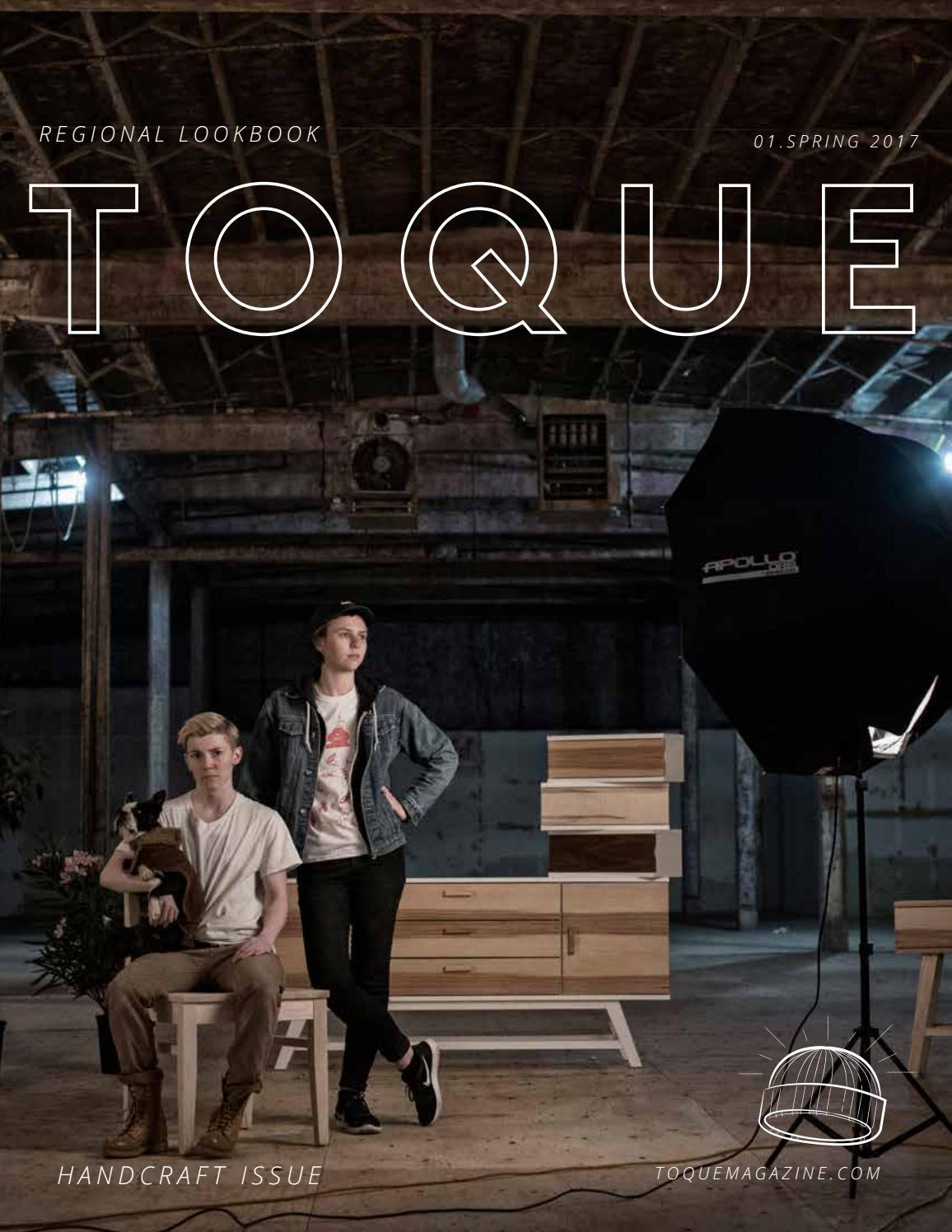 Toque magazine issue 1 by toque magazine issuu for Victoria star motors kitchener