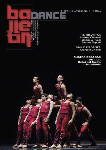 01b269a81a982 BALLETIN DANCE 264 by Agustina Llumá - issuu